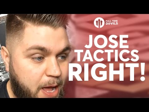 Jose Mourinho Tactics Right! | FC Rostov 1-1 Manchester United | LIVE MATCH REVIEW