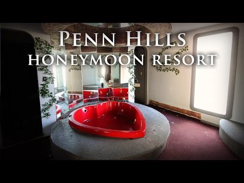 Penn Hills Honeymoon Resort  - Antiquity Echoes