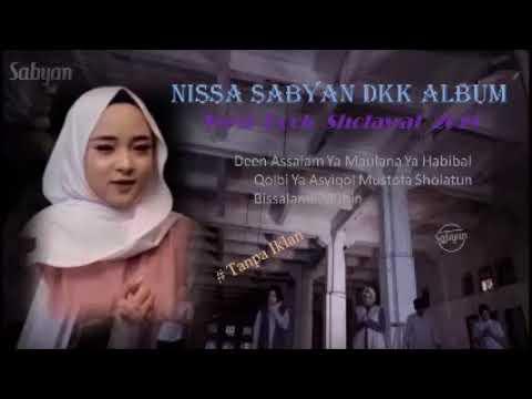 NISSA SABYAN dkk ALBUM Rock Version Sholawat 2018