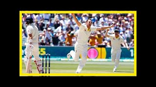 England miracle fails to materialise as australia go 2-0 up in the ash