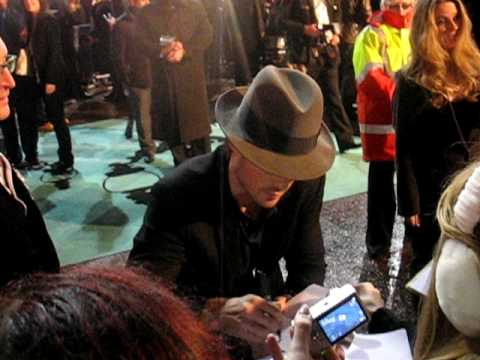 Ian Somerhalder at Sherlock Holmes Premiere London