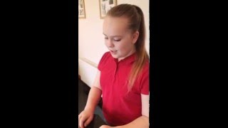 Pheobie singing James bay - let it go thumbnail