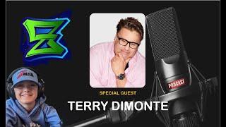 Zander's Podcast Episode 17  Terry DiMonte