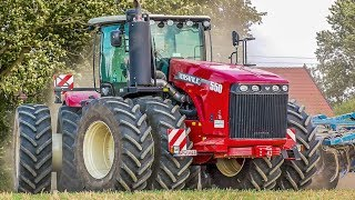 VERSATILE 550 | Biggest tractor | Bodenbearbeitung | Köckerling