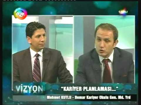 Bemar Kariyer Okulu - EgeTV Vizyon 21 06 2012