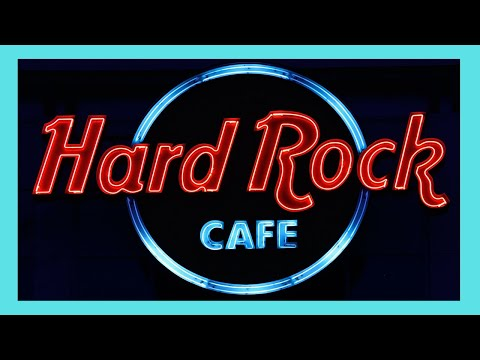 lisbon the hard rock cafe and bar portugal youtube. Black Bedroom Furniture Sets. Home Design Ideas