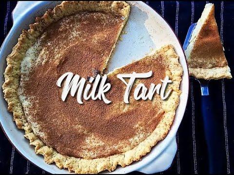 Milk Tart Recipe - EatMee Recipes
