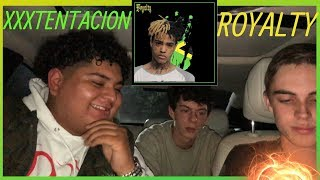 XXXTENTACION - Royalty (feat. Ky-Mani Marley, Stefflon Don & Vybz Kartel) | Reaction