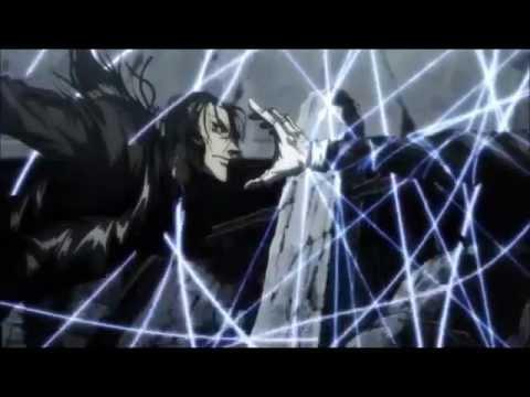 Hellsing Ultimate Walter Vs Alucard Alucard vs Walter C. D...