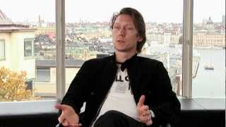 Simon J Berger - Web Interview - Stockholm International Film Festival 2012