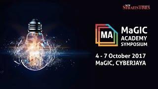 Get set for the MaGIC Academy Symposium 2017