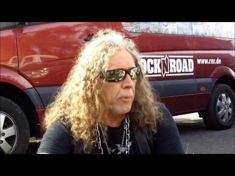 Metalfannl  The Manilla Road Interview @ Ages Of Metal, Belgium 2013