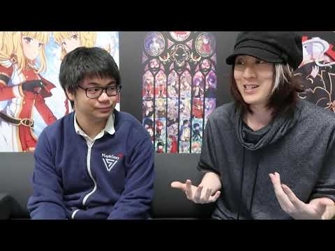 MapleStory Interviewing ZeroByDivide