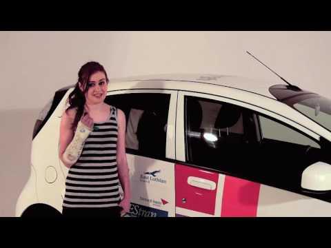 Edinburgh College Electric Car Training Video