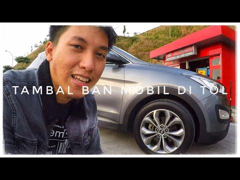 Apa Yang Terjadi Ketika Ban Mobil Anda Bocor di Jalan Tol?