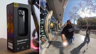 أفضل كاميرة 360 بإماكانك شرائها | معاينة Insta360 One X