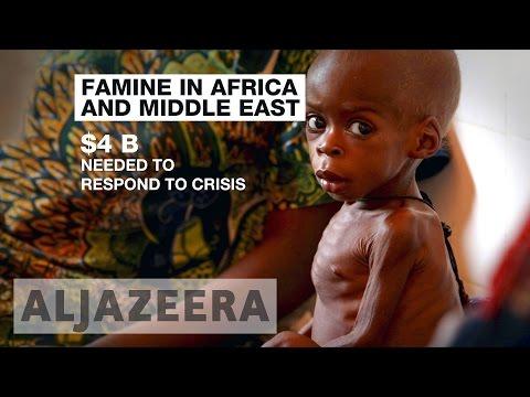 UN warns of mass starvation across Horn of Africa