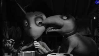 Frankenweenie - Trailer Español Latino - FULL HD