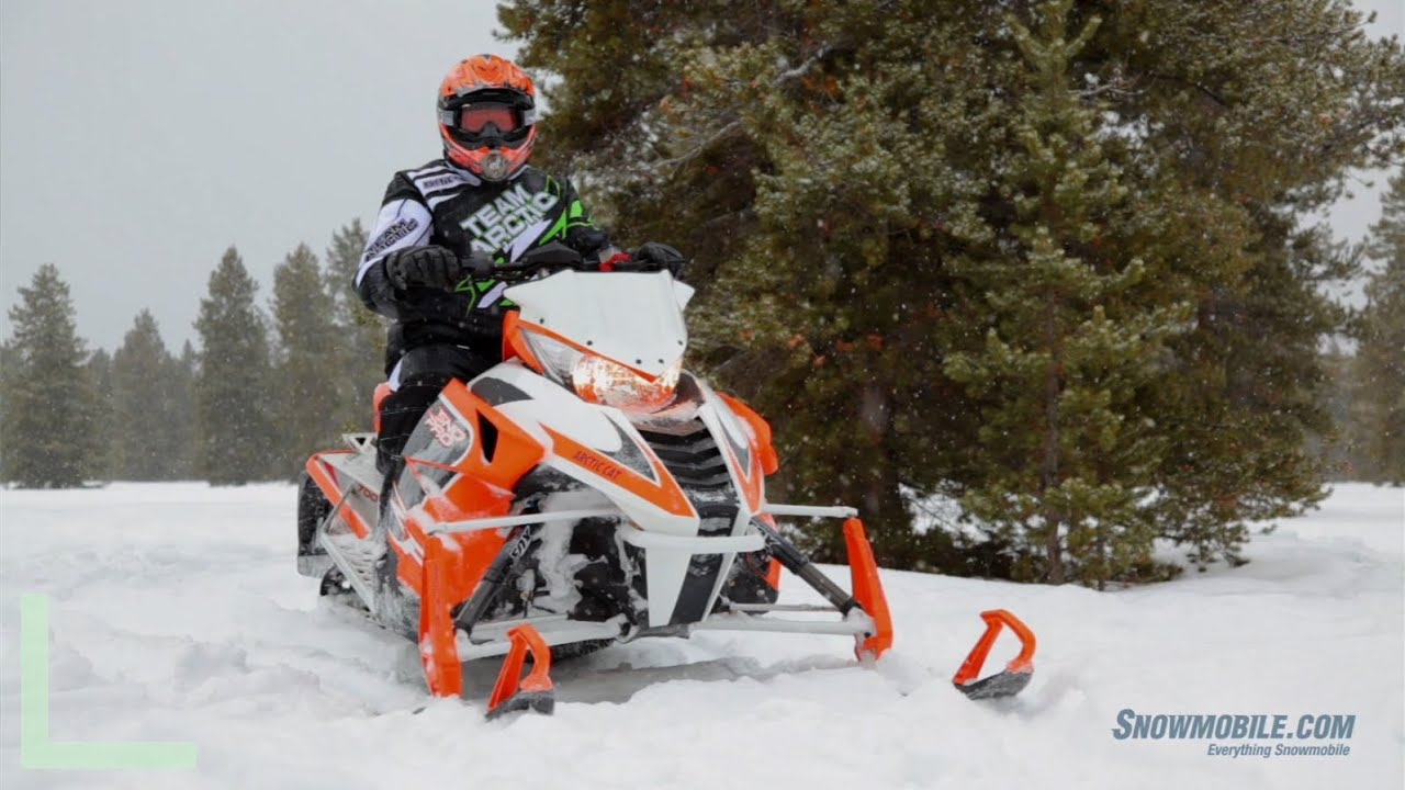 Arctic Cat F Top Speed