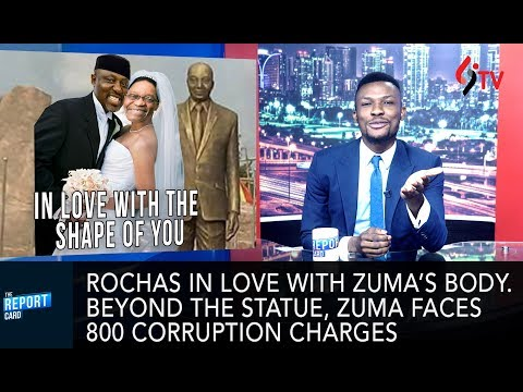Rochas in love with Zuma's body,  Nnamdi Kanu missing - sureties in trouble: The Report Card ep22