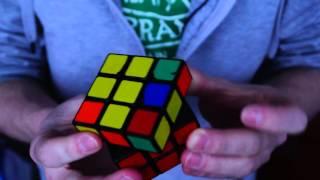 Если не получается собрать кубик Рубика