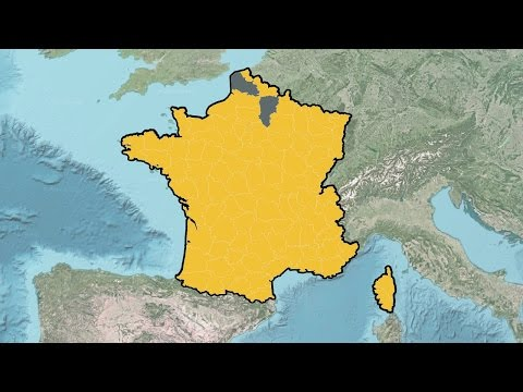 French Presidential Election Results (1965-2017)