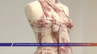 Yvelines | La toile de Jouy dans la mode du 18ème siècle à nos jours