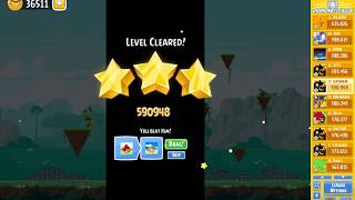 Angry Birds Friends tournament, week 302/2, level 2