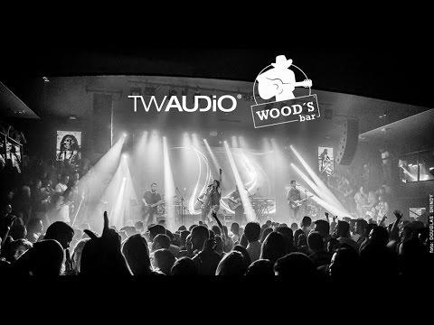 TW AUDiO at Wood's Bar in São Paulo