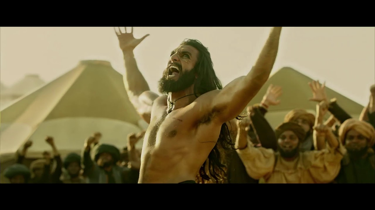 Padmaavat Official Trailer Paramount Pictures Youtube