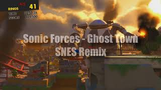 Sonic Forces - Ghost Town (SNES Remix)