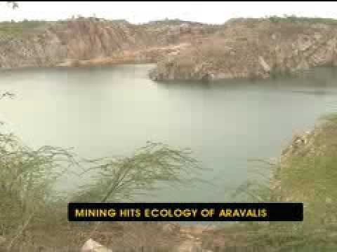 NewsX Video: Mining hits ecology of Aravallis