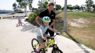 MERIDA Bikes Australia - Children's Bikes - Learning how to transition, brake and steer