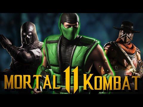 MORTAL KOMBAT  – Leaked Roster Update, Moloch & Goro Dead, New Baraka Voice & MORE!
