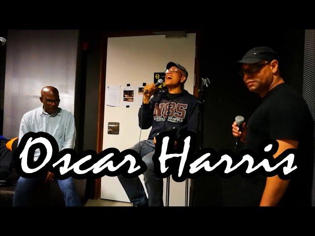 Repetitie Ode aan Oscar Harris