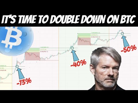 Michael Saylor Makes Another HUGE Bet on Bitcoin!! Bull Market is NOT Over!