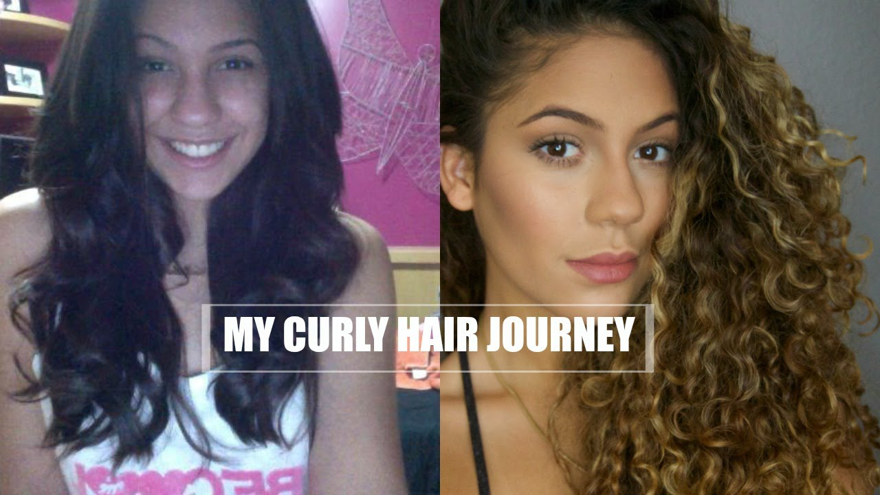 my hair is curly how can i style it my curly hair journey 8169 | maxresdefault