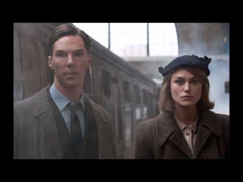 Alexandre Desplat - Alone with Numbers - From The Imitation Game