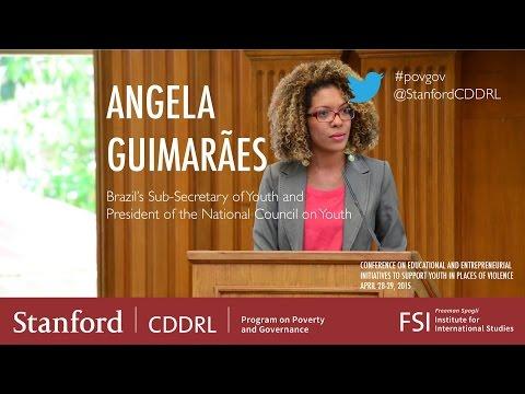 Keynote: Angela Guimarães, Sub-Secretary of Youth (Brazil)