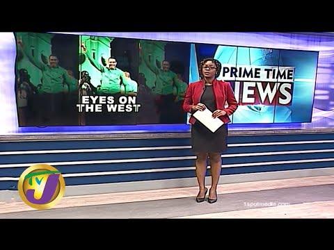 TVJ News: JLP