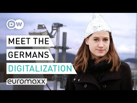 Digital transformation: Why is it taking so long for Germany