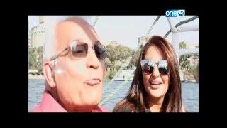 احلى النجوم  - الفنانة شذى حسون على ضفاف النيل وشوارع مصر / Shatha hassoun Interview