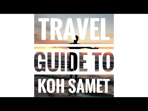 Travel Guide to Koh Samet Thailand