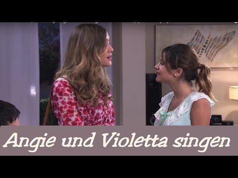 Angie & Violetta singen 5 Violetta Songs