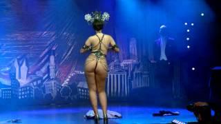 Pepper Sparkles @ Helsinki Burlesque Fes...