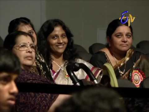 Ennenno Janmala Bandham Song - Vamsi Priya Performance in ETV Padutha Theeyaga - USA -ETV Telugu