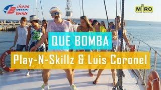 MIRO - ZUMBA - QUE BOMBA by PLAY-N-SKILLZ & LUIS CORONEL