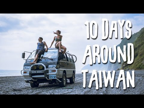 10 Day Taiwan Round Trip