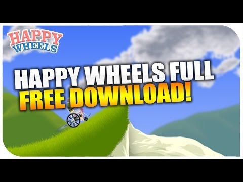 happy wheels full verision