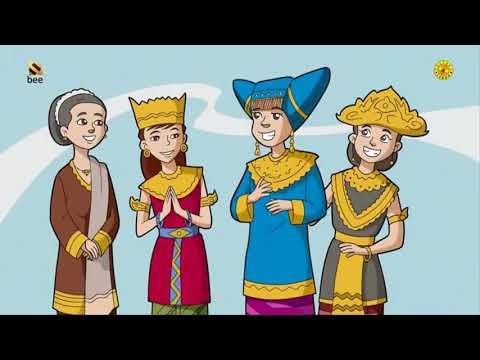Keberagaman Suku di Indonesia